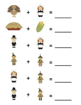 Thanksgiving Counting - How Many?