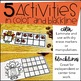 Thanksgiving Time Counting Pack (Numbers 1-10)