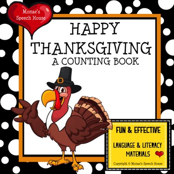Thanksgiving Counting Turkey