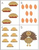 Thanksgiving Counting Write-the-Room