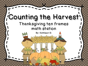 Thanksgiving Counting the Harvest