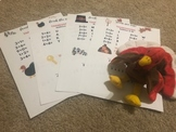 Thanksgiving Crack the Code Jokes! 4 Addition 0-100 worksheets