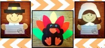 Thanksgiving  { Craft }