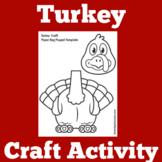 Thanksgiving Crafts for Kindergarten