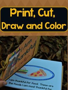 Thanksgiving Craft Book