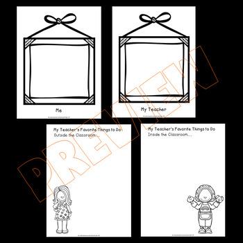 Thanksgiving Craftivities (Teacher Appreciation Project)