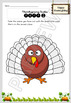 Thanksgiving Craft Activities - Pre-k, Kinder, Grades 1 & 2 - Printable