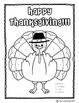 Thanksgiving Craft: How to cook a turkey. A holiday writing activity.