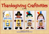 Thanksgiving Crafts and Craftivities