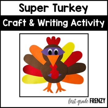 Thanksgiving Craftivity