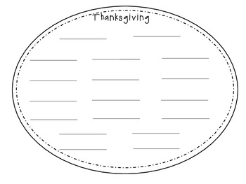 Thanksgiving Craftivity and Roll and Color Thanksgiving Sheets