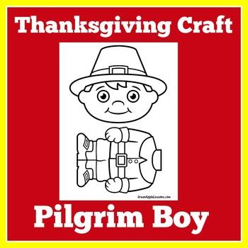 Pilgrim Craft   Pilgrim Craftivity   Pilgrims Craft   Pilgrims Activity