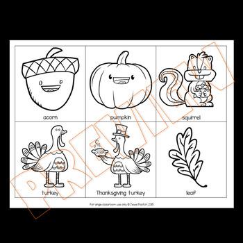 Thanksgiving Activities (Thanksgiving Craftivities)