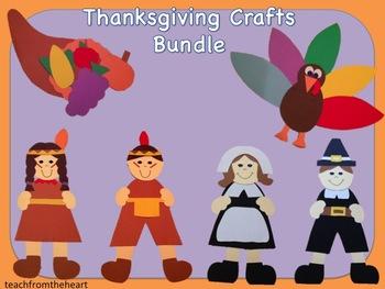 Thanksgiving Crafts Bundle