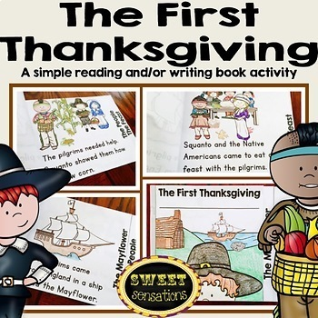 Thanksgiving Crafts and Activities bundle