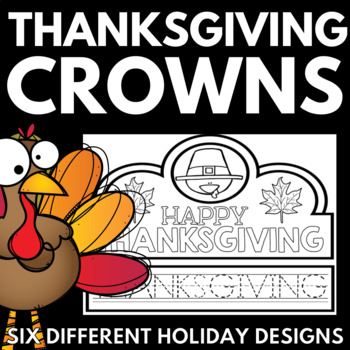 Thanksgiving - Classroom Crown Project