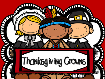 Thanksgiving Crowns, Thanksgiving Headbands, Thanksgiving Celebration