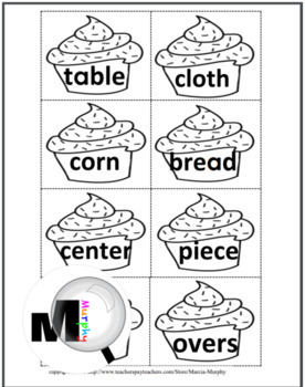 Compound Words - Thanksgiving