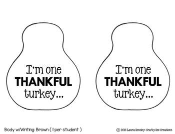 Thanksgiving Card Craft