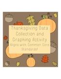 Thanksgiving Graph and Data Fun!
