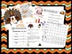 Thanksgiving Data with Common Core Standards