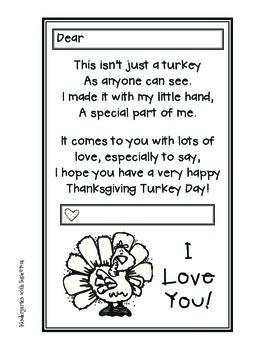 Thanksgiving Day Card Freebie