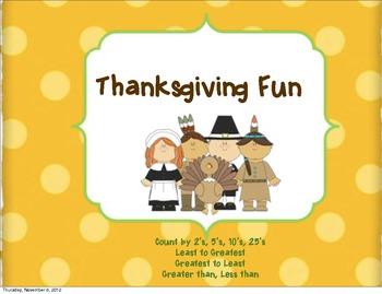 Thanksgiving Day Fun