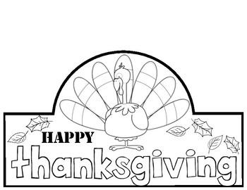 Thanksgiving Day Hat