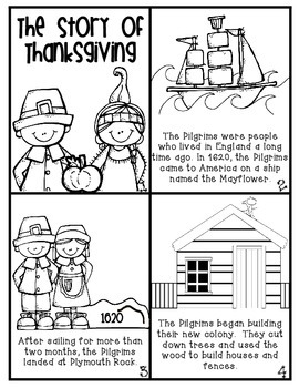 Thanksgiving Day Is On Its Way: A Math and Literacy Unit
