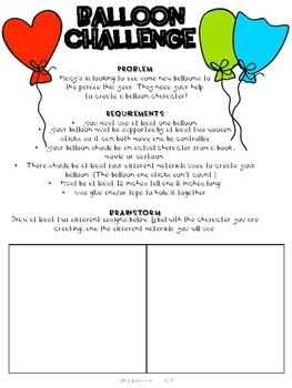 Balloons Over Broadway STEM