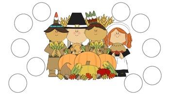 Thanksgiving Day Plurals