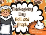 Thanksgiving Day Roll and Graph