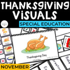 Thanksgiving Day Visuals