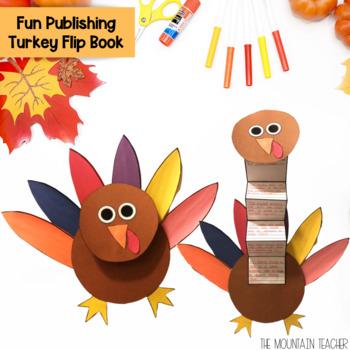 Thanksgiving Descriptive Writing & Craft