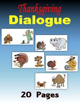 Thanksgiving Dialogue