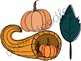 Thanksgiving Digital Clip Art Set