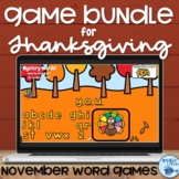 Thanksgiving Digital Game Bundle | November Digital Sight