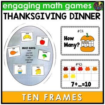 A Ten Frames Game