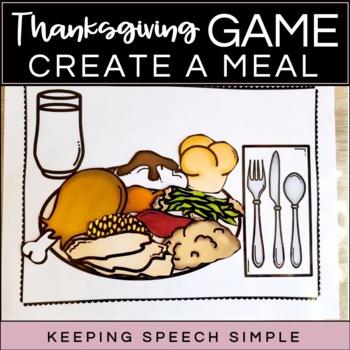 Thanksgiving Dinner - An Open Target Activity