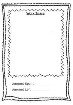 Thanksgiving Dinner Budget