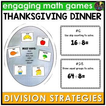 Division Strategies Game