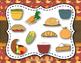 Thanksgiving Dinner! Interactive Rhythm Game to Practice Ta Rest (Quarter Rest)