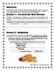 Thanksgiving Dinner Math Project