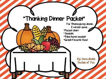 Thanksgiving Dinner Packet