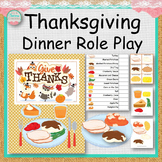 Thanksgiving Dinner Role Play