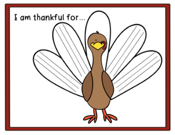 """I am Thankful For..."""