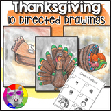 Thanksgiving Directed Drawing