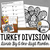Thanksgiving Math - Division