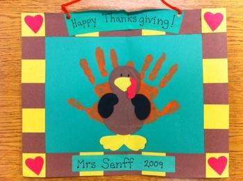 Thanksgiving Door Decoration