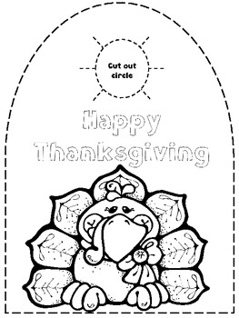 Thanksgiving Art That is FUN and Easy